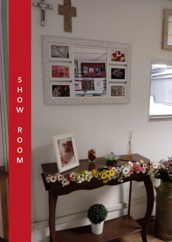 Showroom Rozi Porta Retratos
